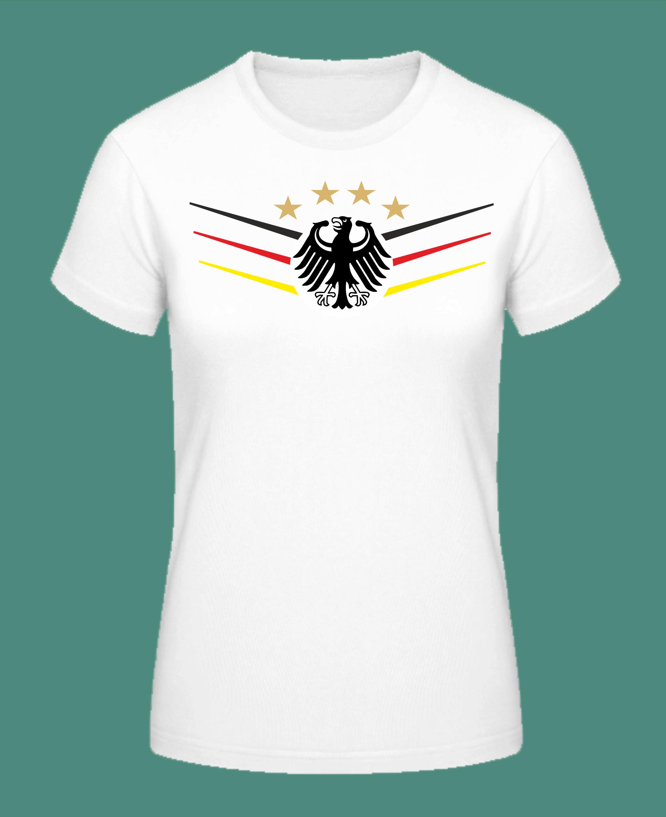 Fan Shirt Deutschland F1
