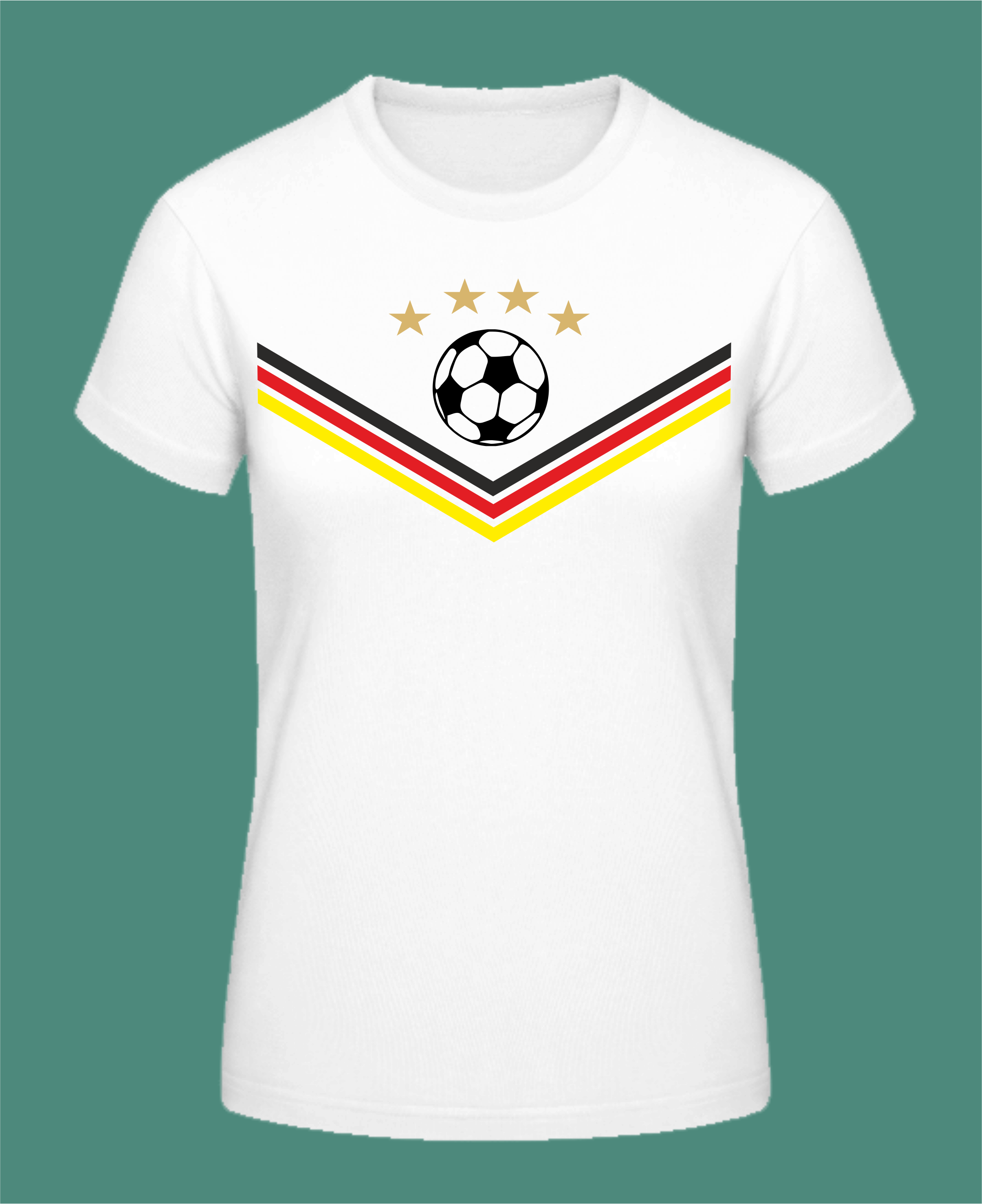 Fan Shirt Deutschland F4