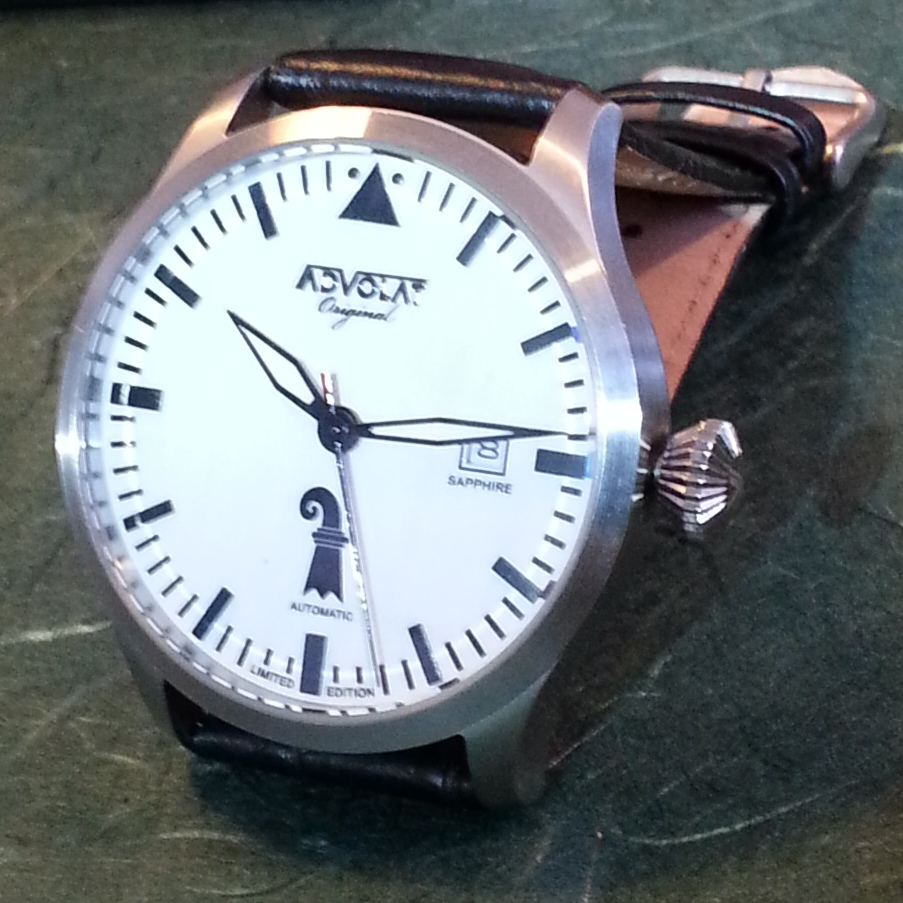 86018/1ABS-L2 BASEL AUTOMATIC SAPPHIRE