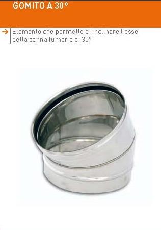 GOMITO A 30°