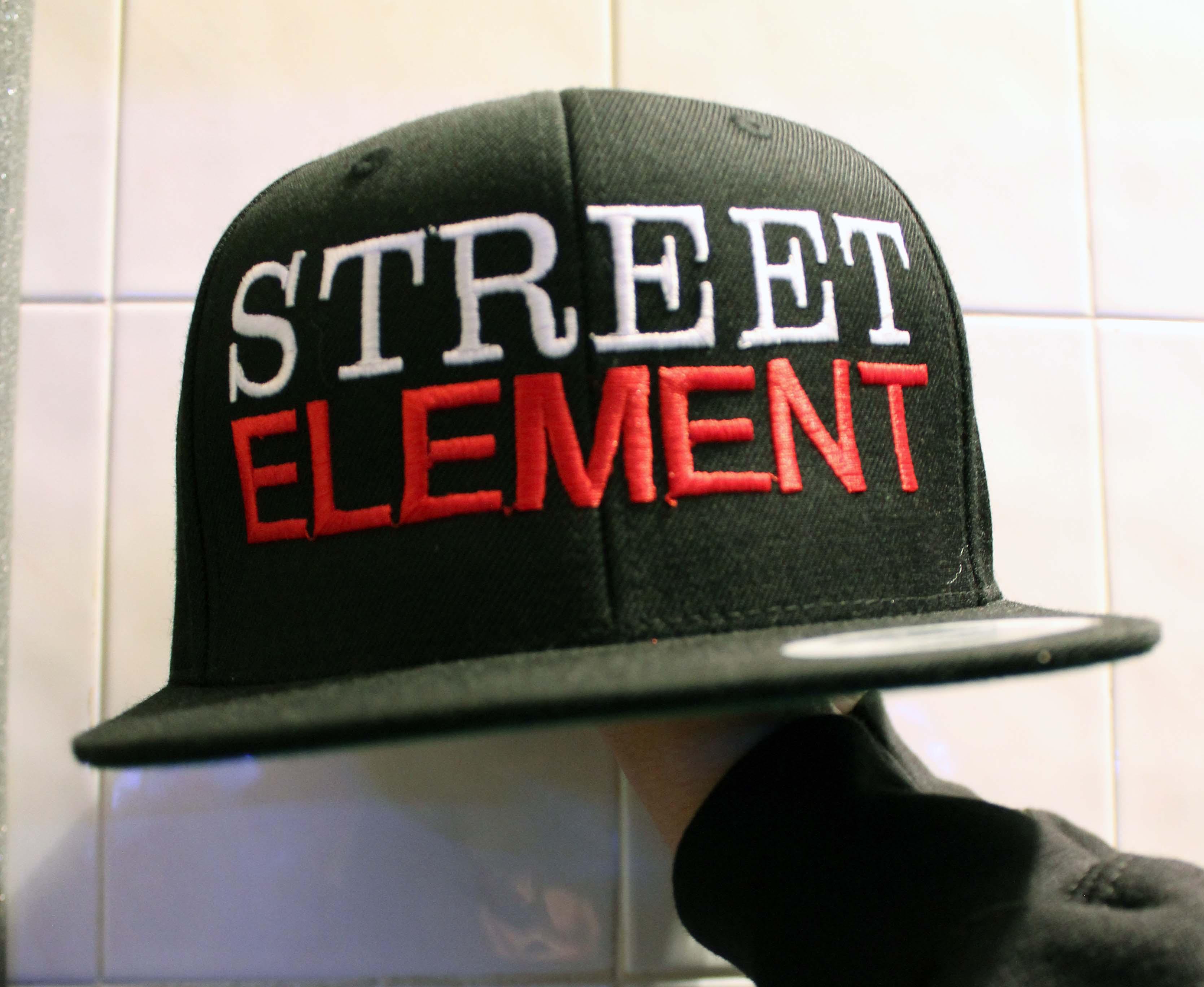 Casquette Street Element