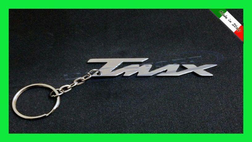 Portachiavi Moto T-MAX in ACCIAIO INOX