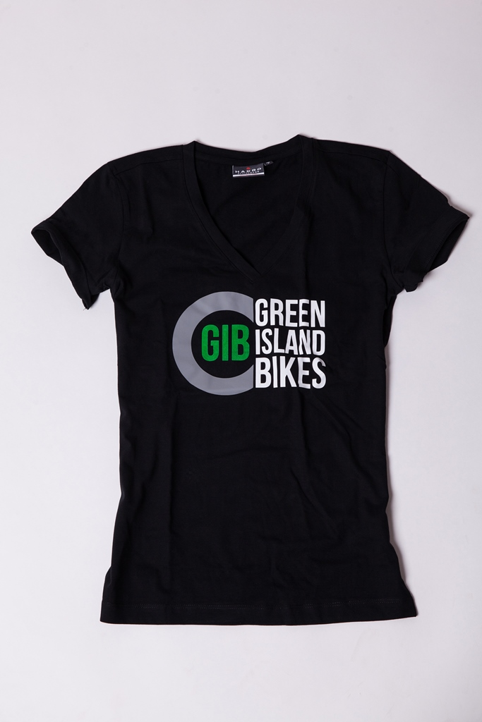 "Green Island Bike "" Shirt """