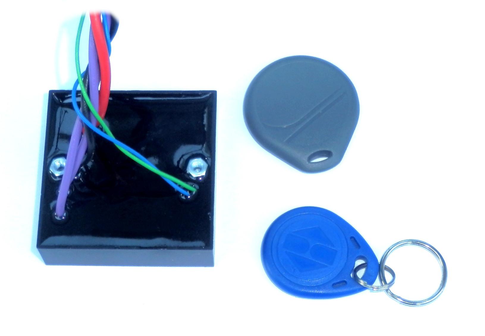 Easy RFID, Keyless Go
