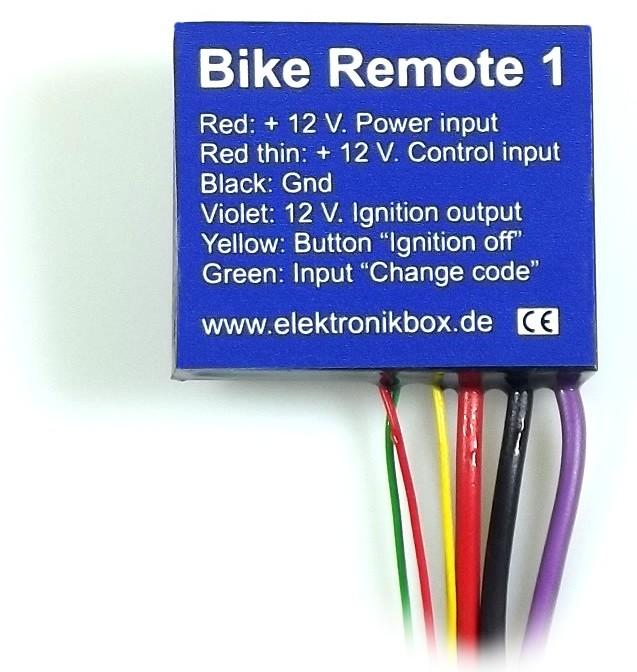 Bike Remote 1