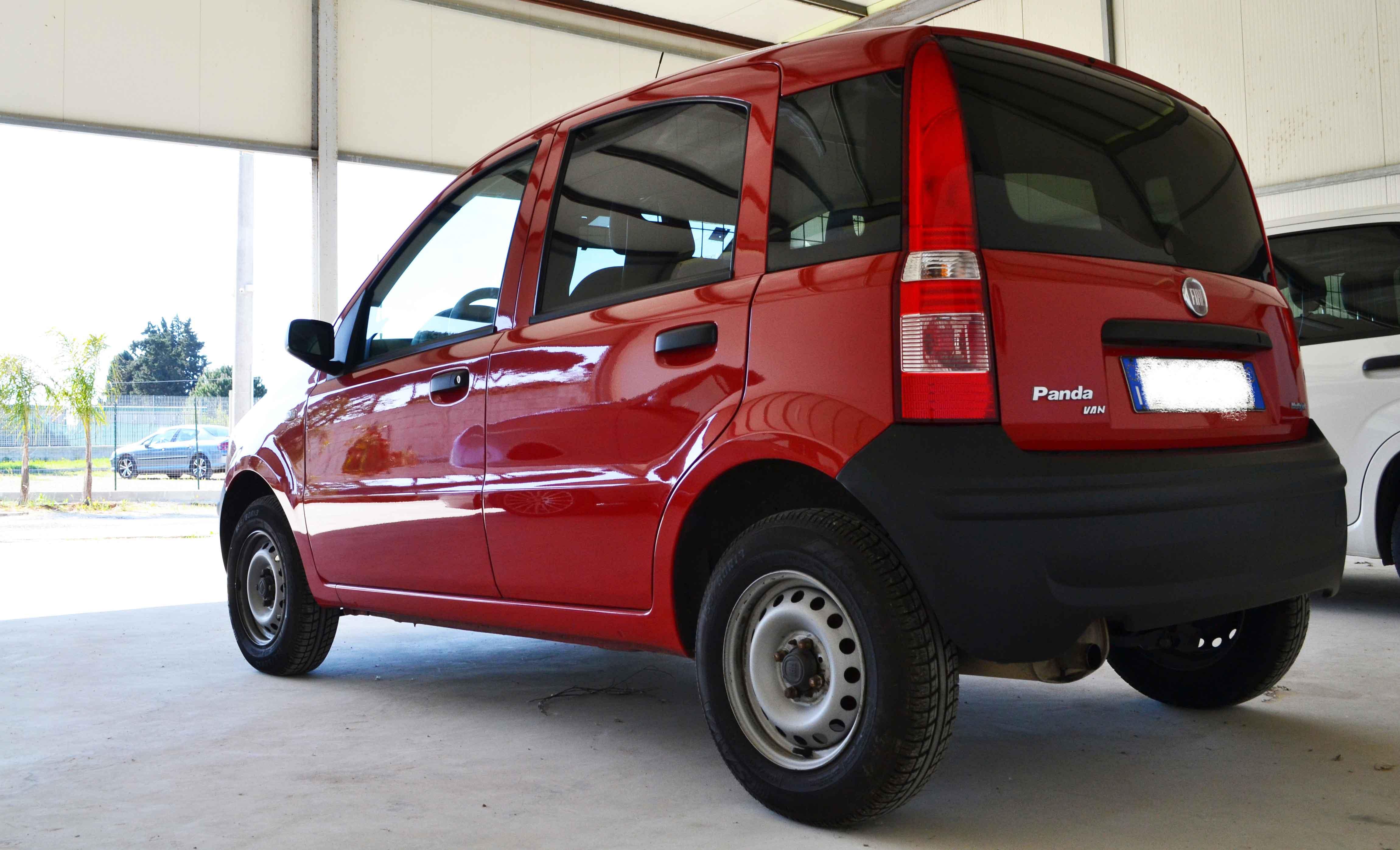 FIAT PANDA VAN 2 POSTI 1.3 Multijet