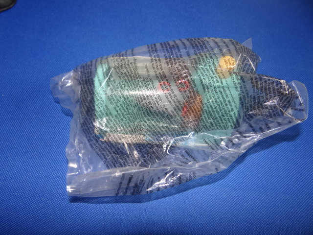 McDonalds Wonders Of The Deep Dolphin Hoopla Toy From 2010 New