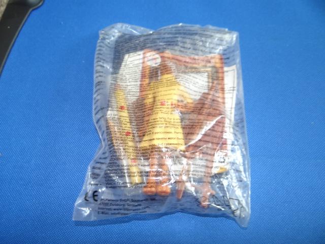 McDonalds Fantastic Mr Fox Mrs Fox Toy From 2009 New