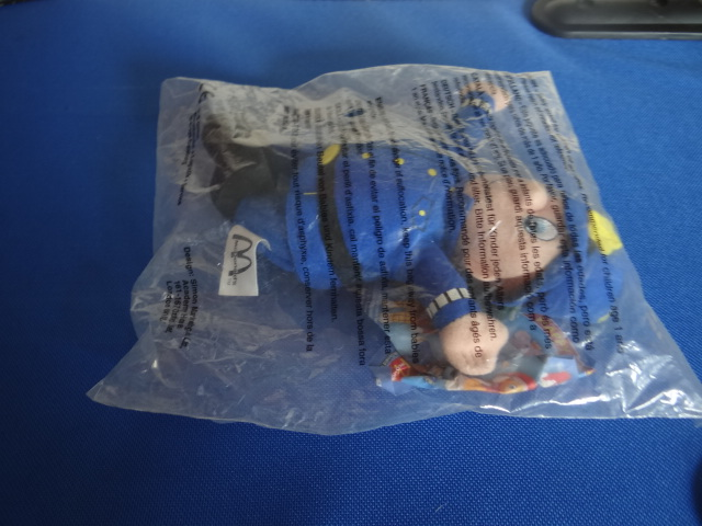 McDonalds TV Character Favourites PC Plod Toy From 2001 New