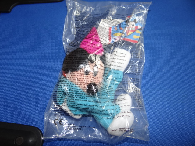 McDonalds Disneyland Paris Minnie Mouse Toy From 2001 New