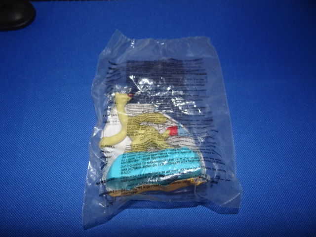 McDonalds Ice Age 4 Continental Drift Sid Toy From 2012 New