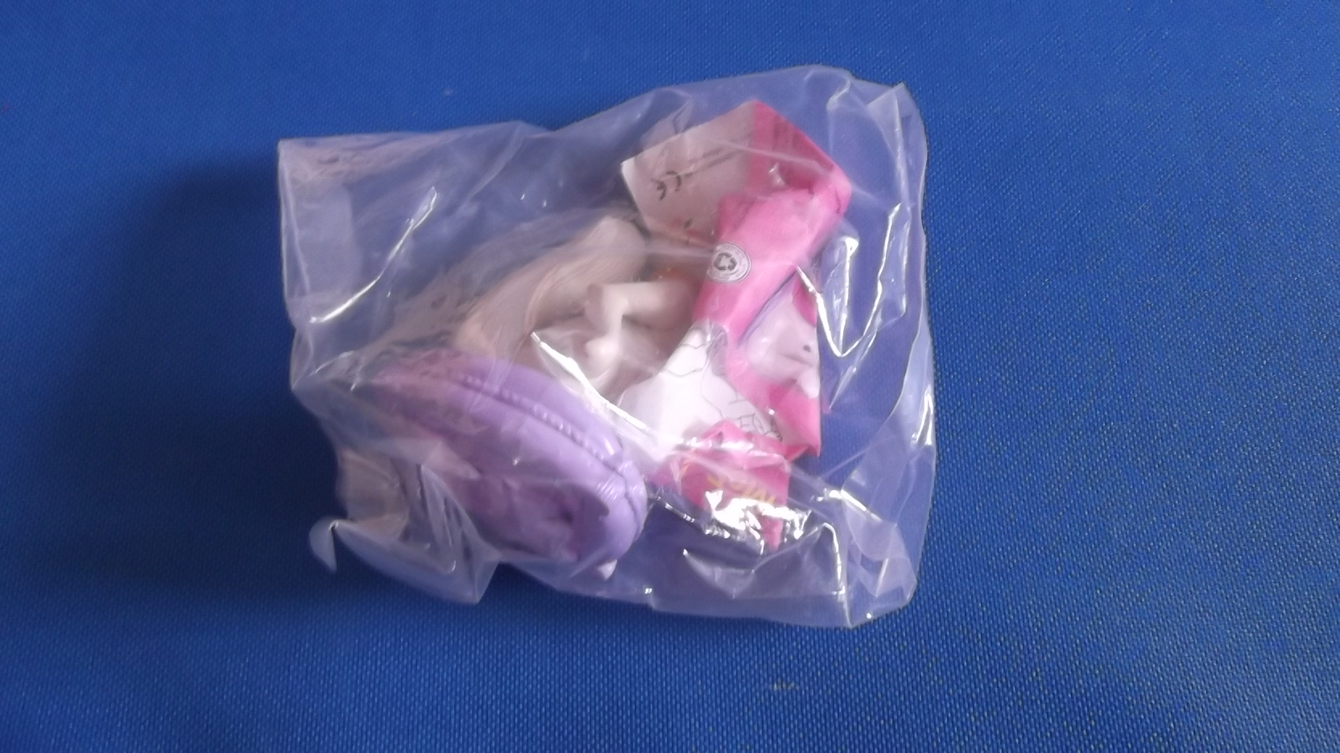 McDonalds The Aristocats Duchess Toy From 1994 New