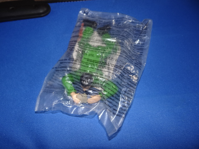 McDonalds Action Man Combat Crawler Figure From 1998 New