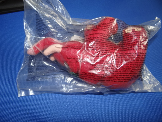 McDonalds Tarzan Tantor Plush From 2000 New