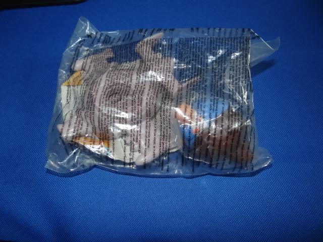 McDonalds Chicken Little Runt's Pigfighter Toy From 2005 New