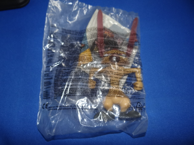 McDonalds Igor Scamper Toy From 2008 New