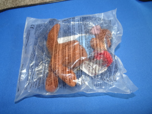 McDonalds Winnie The Pooh Science World Roo Toy From 2002 New