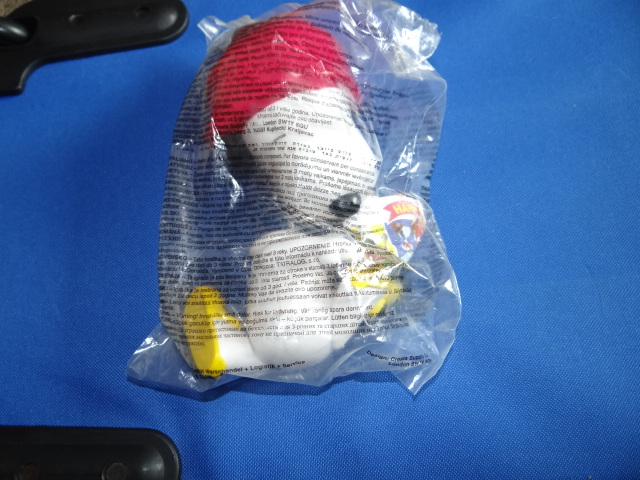 McDonalds Snoopy 50th Anniversary Sleepy Toy From 2000 New
