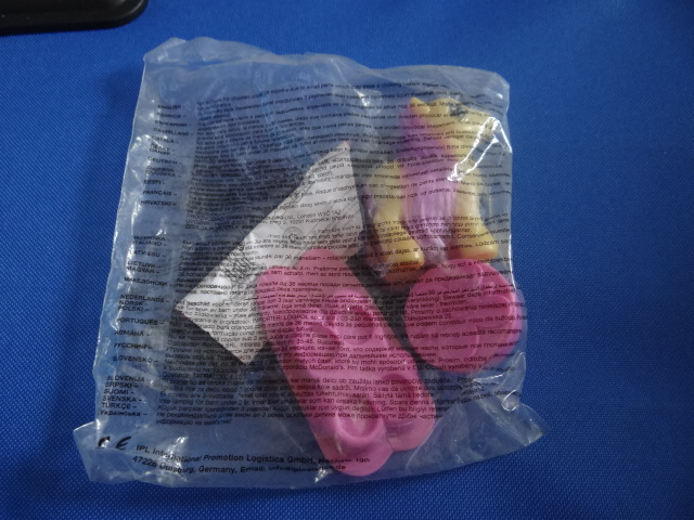 McDonalds My Little Pony Spring Treat Toy From 2004 New