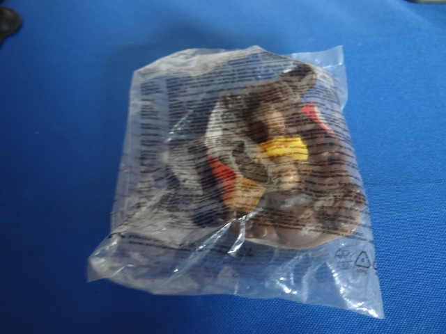 McDonalds Madagascar 2 Chimps Toy From 2008 New