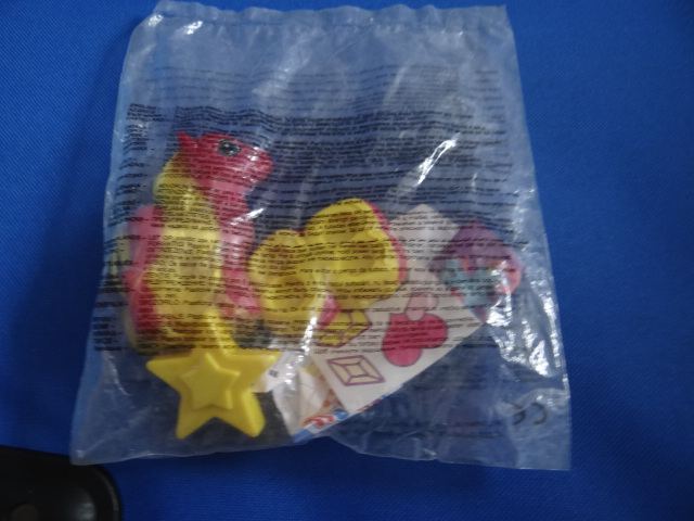McDonalds My Little Pony Star Bright Toy From 2004 New