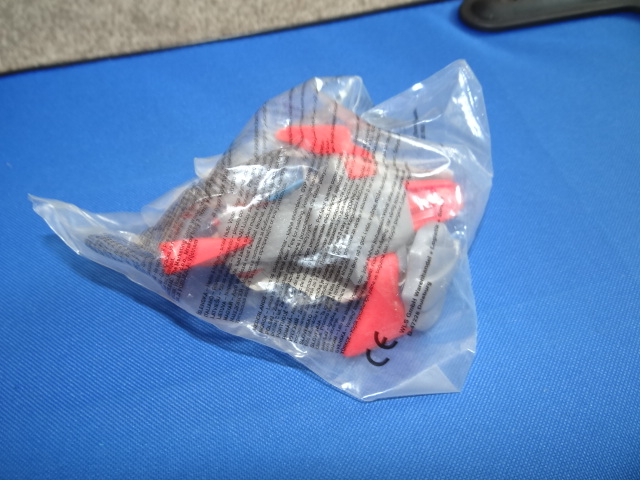 McDonalds Robo-Chi Fish-Chi Toy From 2001 New