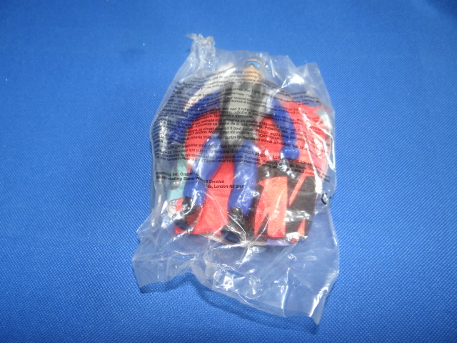 McDonalds Action Man Parachutist Toy From 1999 New