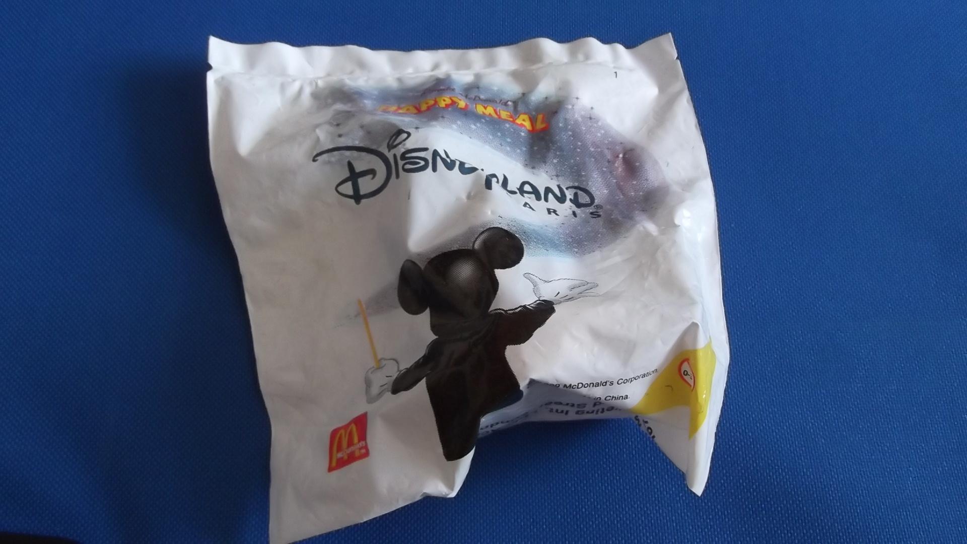 McDonalds Disneyland Paris Train #1 Toy From 1999 New