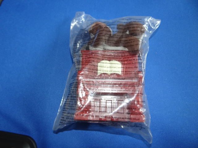 McDonalds Lady & The Tramp 2 Francois Toy From 2001 New