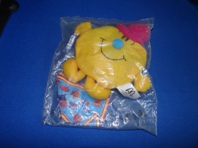 McDonalds Mr Men & Little Miss 30 Years Mr Mischief/Little Miss Trouble Toy From 2001 New