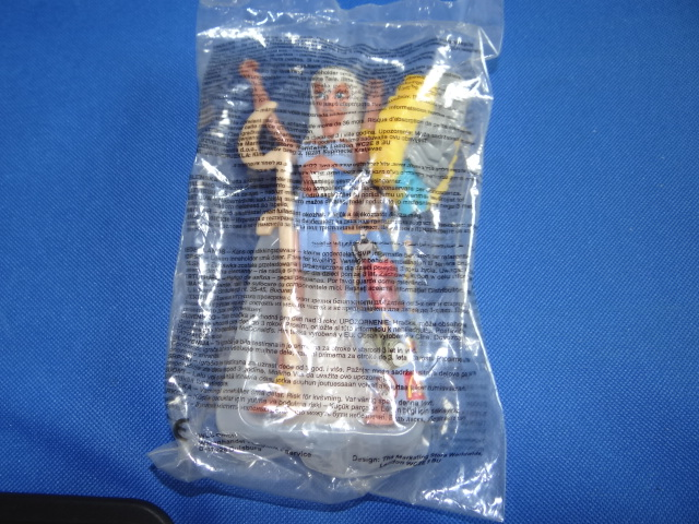 McDonalds Atlantis Princess Kida Toy From 2001 New