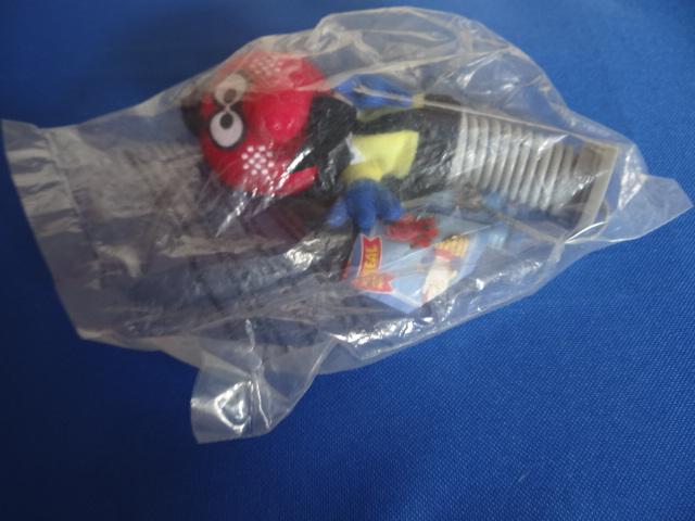 McDonalds TV Character Favourites Zebeedee Toy From 2001 New