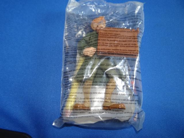 McDonalds Atlantsi Milo Toy From 2001 New
