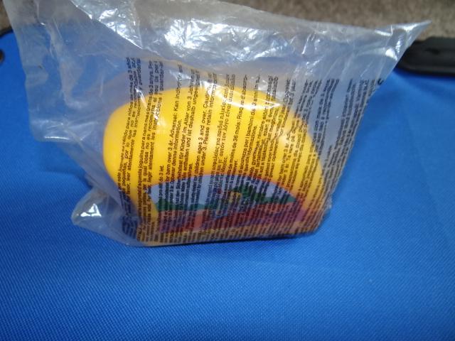 McDonalds Speedsters Hamburglar Toy From 1996 New