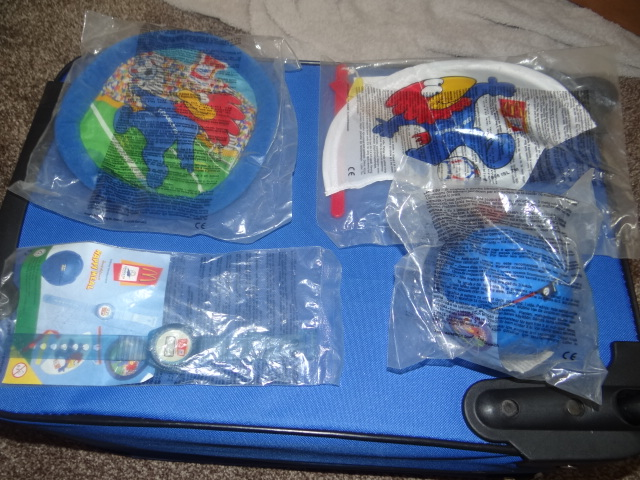 McDonalds World Cup France 98 Full Set Toy From 1998 New