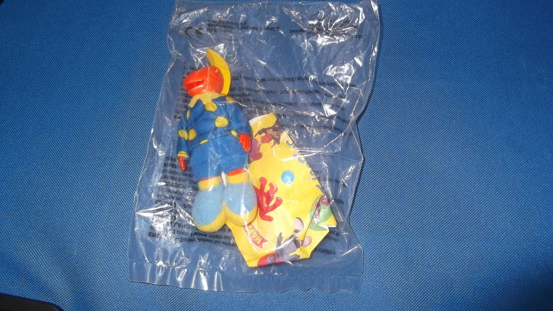 McDonalds Tweenies Jake Toy From 2001 New