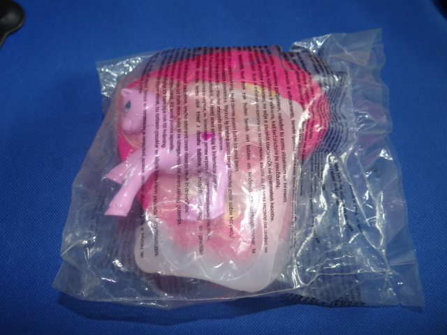 McDonalds My Little Pony Sweet Berry Toy From 1999 New