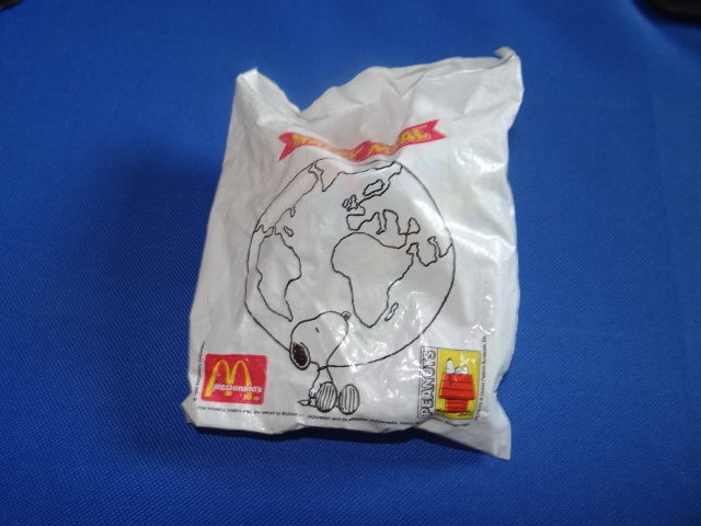 McDonalds Snoopy Around The World Hawaii Toy From 1999 New