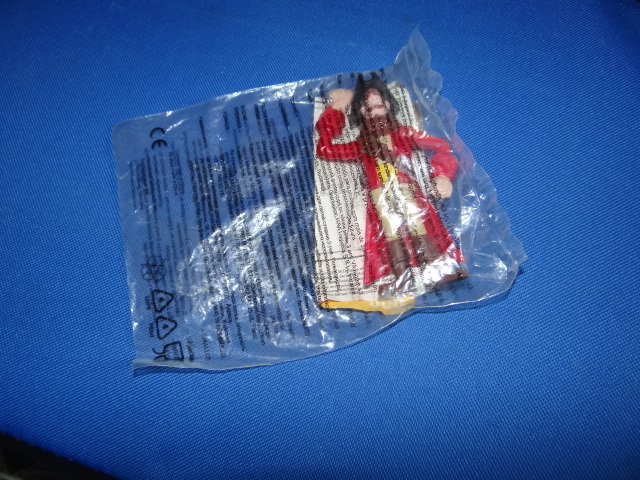 McDonalds The Pirates In An Adventure With Scientists Pirate Captain Toy From 2012 New