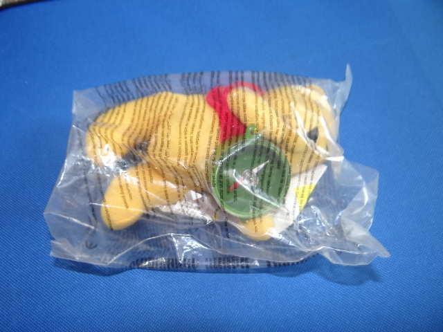 McDonalds Winnie The Pooh Science World Pooh Bear Toy From 2002 New