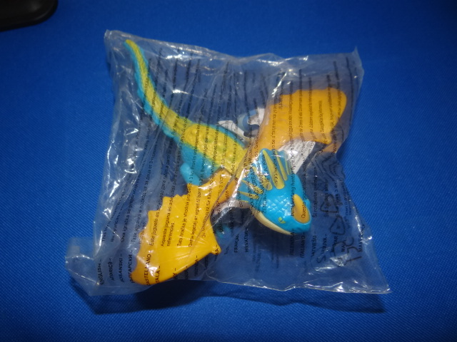 McDonalds How To Train Your Dragon 2 Stormfly Toy From 2014 New