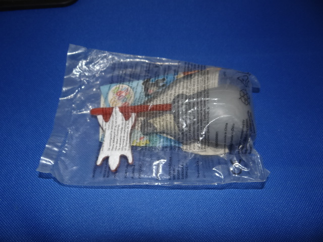 McDonalds Ice Age 4 Continental Drift Flynn Toy From 2012 New