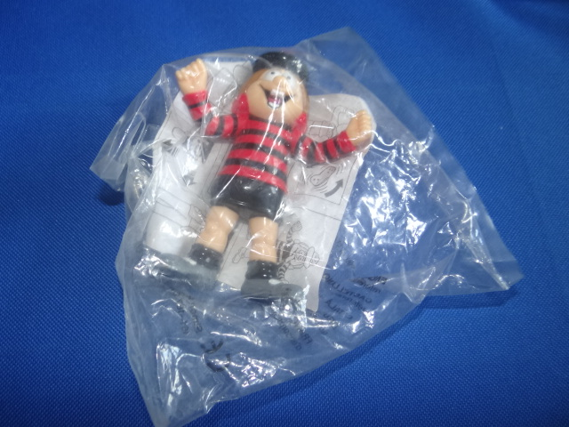 McDonalds Beano Minnie The Minx Toy From 2000 New