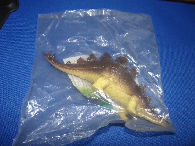 McDonalds World Of Dinosaurs Stegosaurus Toy From 1993 New