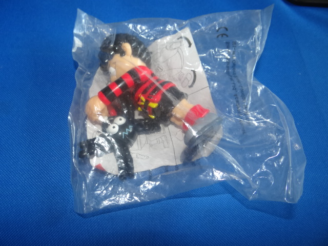 McDonalds Beano Dennis The Menace Dennis Toy From 2000 New