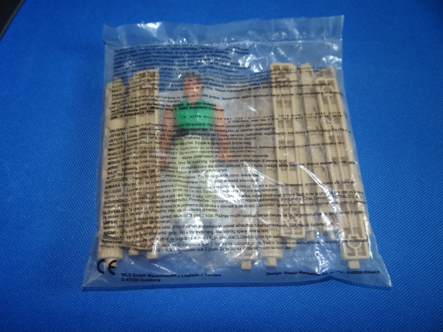McDonalds Action Man Raft Toy From 2000 New