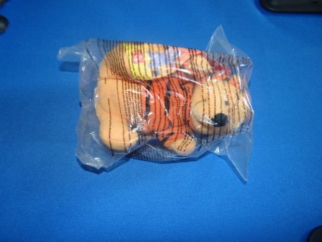 McDonalds The Tigger Movie Pooh Bear Toy From 2000 New