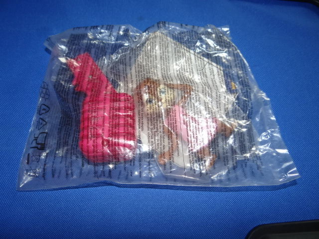 McDonalds Alvin & The Chipmunks 2 Brittany Toy From 2009 New