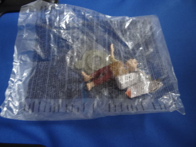 McDonalds The Spiderwick Chronicles Thimbletack Toy From 2008 New