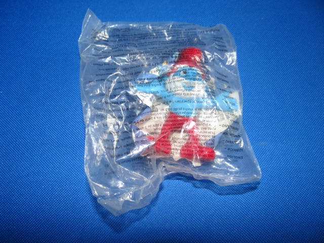 McDonalds The Smurfs 2 Papa Smurf Toy From 2013 New